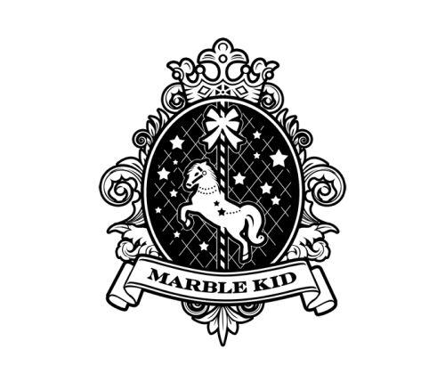 サークル「MARBLE KID」様ロゴ
