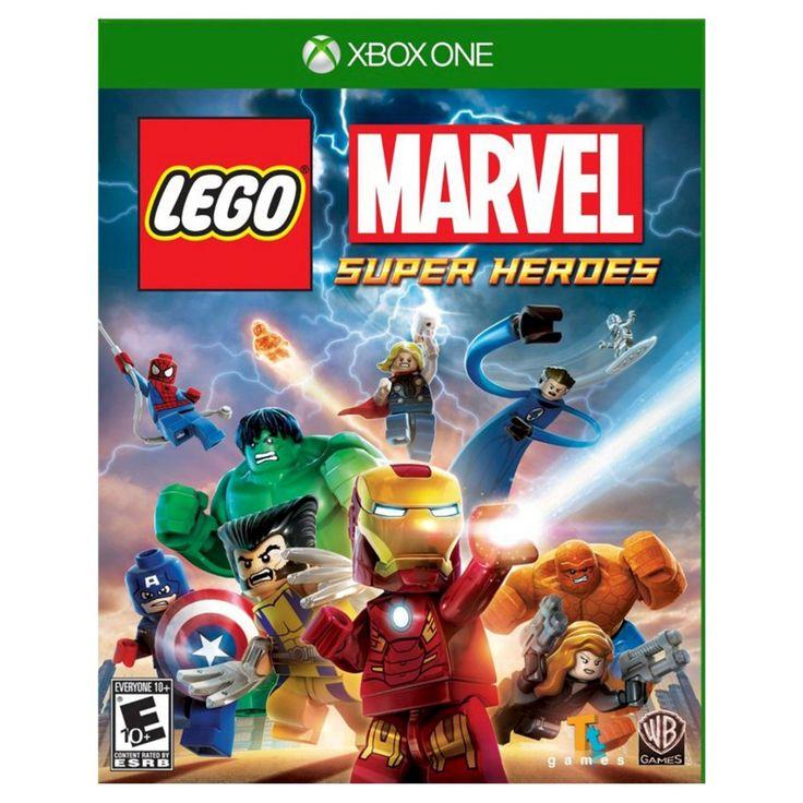 Lego Marvel Heroes (Xbox One)