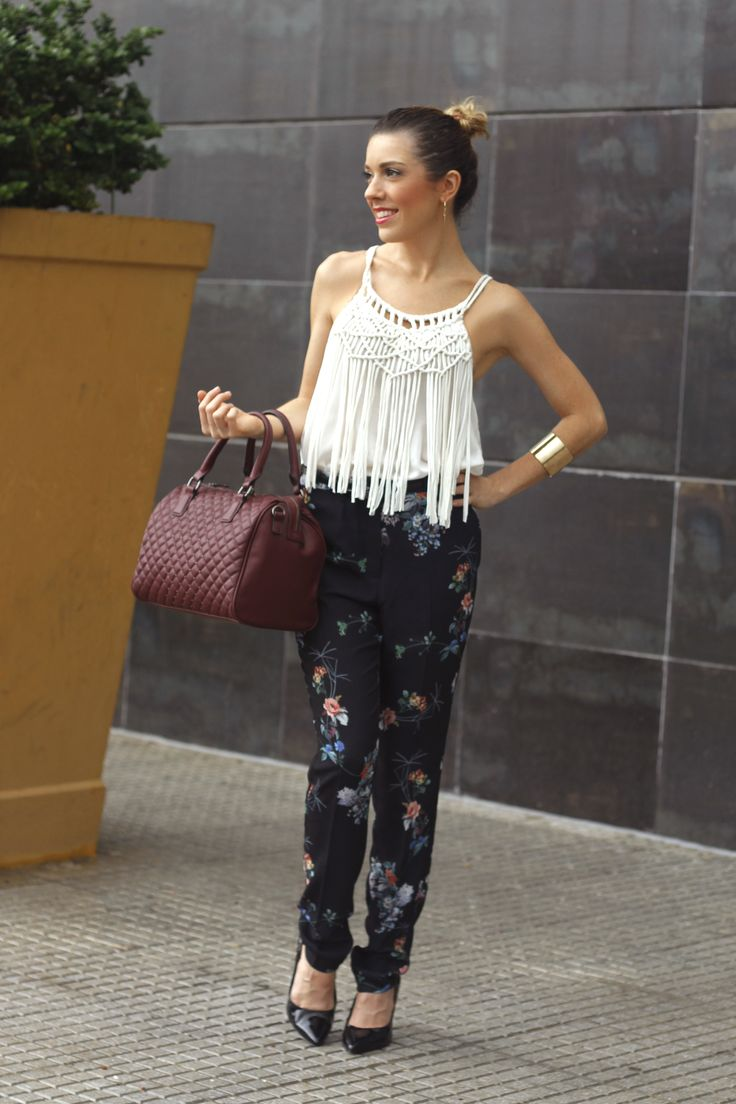 Classic Chic - Work Casual Attire - Mango - Andrea Renaud Fashion Blogger  instagram: andreamccausland
