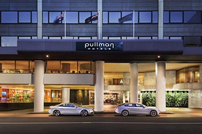 5 Star Hotel Sydney CBD   Pullman Sydney Hyde Park Gallery