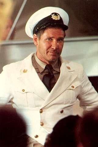 """No ticket."" ~Indiana Jones (Harrison Ford) - Indiana Jones and the Last Crusade…"
