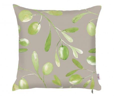 Povlak na polštář Light Olive Garden 43x43 cm | POLŠTÁŘKY / PILLOWS ...