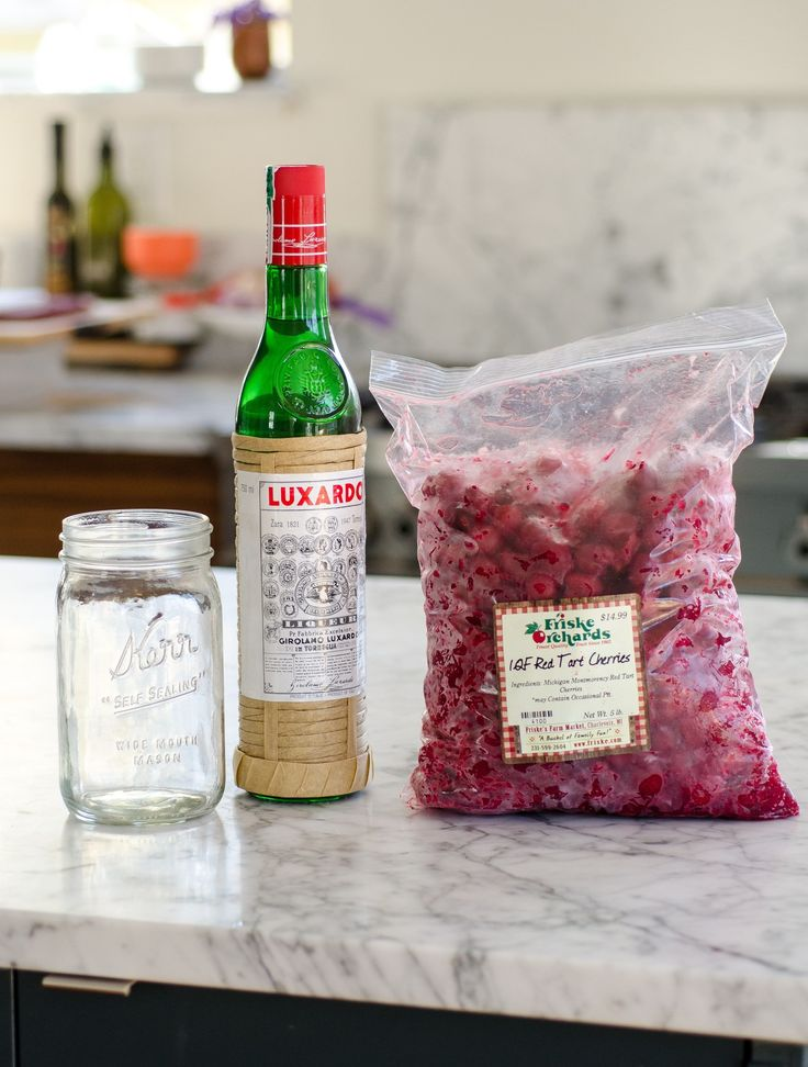 My Spring Project: Make DIY Maraschino Cocktail Cherries — Spring Projects from The Kitchn