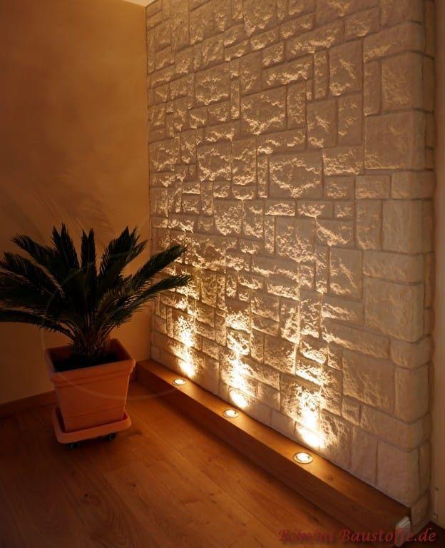 Esszimmerwand als rustikales element: esszimmer von rimini baustoffe gmbh