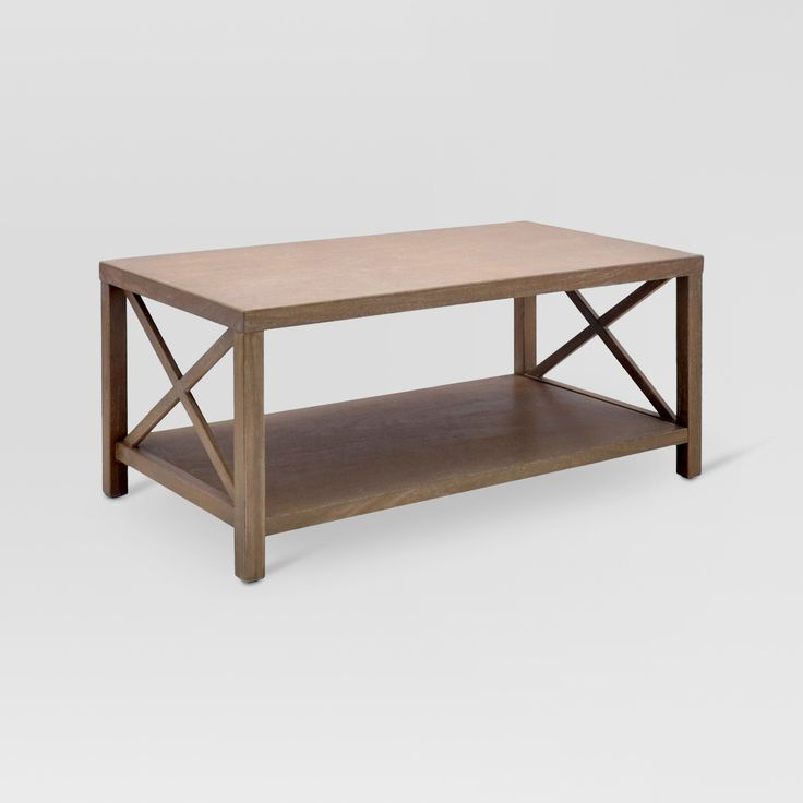Owings Coffee Table Rustic Threshold 16