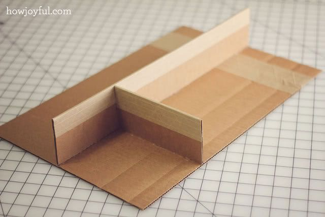 how to make wood dividers for a box