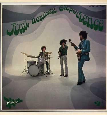 "JIMI HENDRIX EXPERIENCE ""AXIS: BOLD AS LOVE"" ORIG FR 1968"