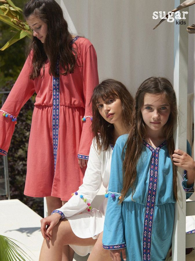 Blanca & Aroa from Sugar Kids for Moodblue.
