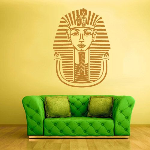 Wall decal mural sticker bedroom decals egypt by for Appliqu mural autocollant