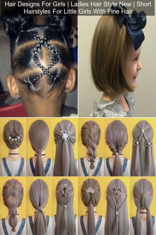 New Hairstyle Girl 2016 Straight Haircut Haircut Short Style 2016 In 2020 Girls Hairstyles Easy Hair Styles 2016 Half Up Hair