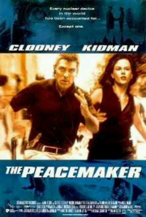 The Peacemaker Premiered 26 September 1997