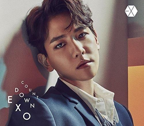 EXO COUNTDOWN (First Press Limited Edition) (Baek Hyun Version) (JP) CD 2018