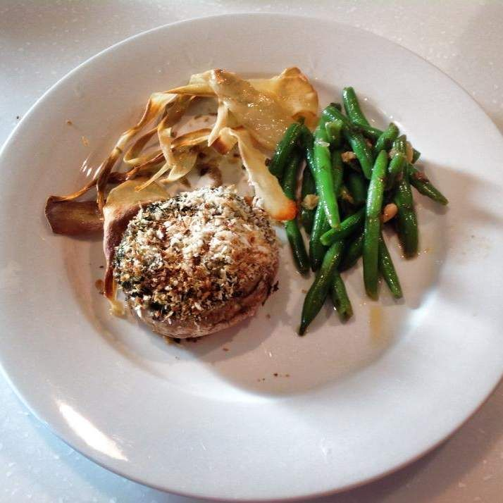 Recipe Stuffed Mushrooms Steamed in the Varoma by Thermomixin' Kitchen Vixen - Recipe of category Main dishes - vegetarian