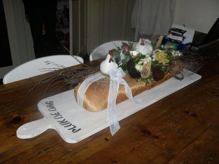 gezellig paasbrood samen maken