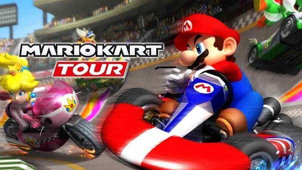 Mario Kart Tour Apk For Android Techbigs Mario Kart Mario Super Mario Run