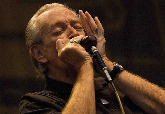 """Charlie Musselwhite.  I really like his lazy style of playing.  CONGRATULATIONS to Charlie Musselwhite, winner of the """"Traditional Blues Male Artist of the Year"""" AND """"Best Instrumentalist - Harmonica"""" awards at this year's Blues Music Awards."""