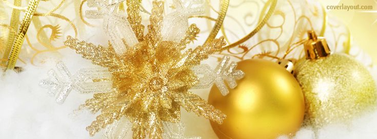 Gold Christmas Decor Pinterest
