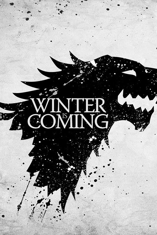 game of thrones winter is coming facebook cover