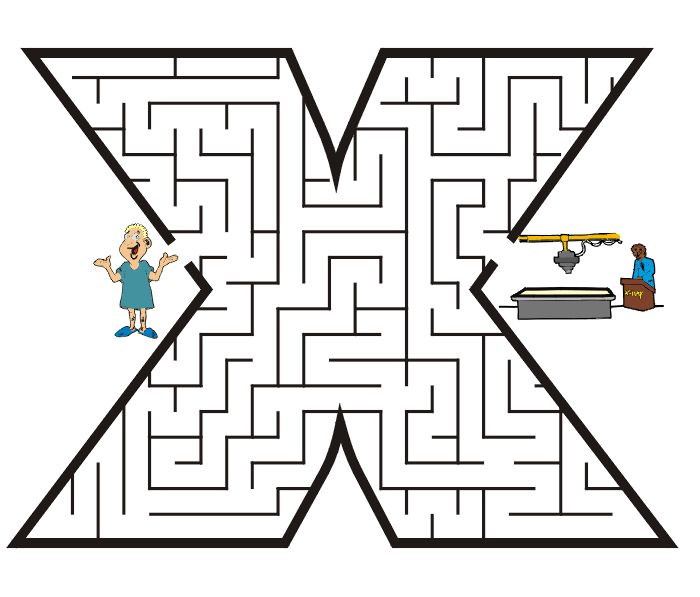 17 Best images about Mazes on Pinterest   Typography, Maze and ...