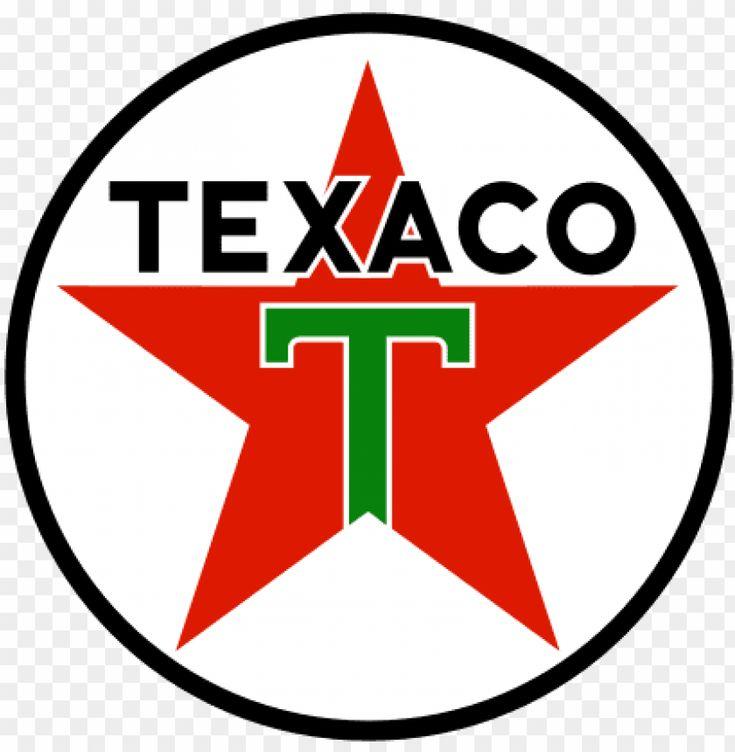 Texaco Logo Texaco Gas Station Logo Png Image With Transparent
