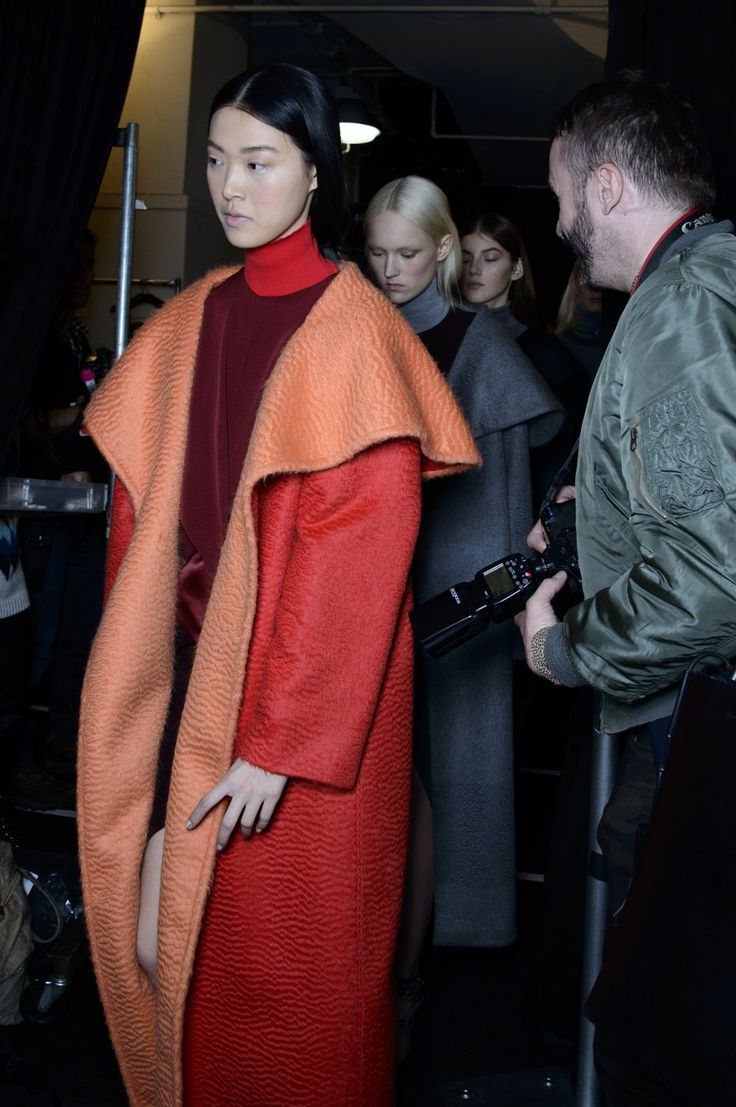 New York Fashion Week Fall 2014: Prabal Gurung