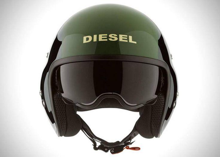 AGV Diesel Hi-Jack Motorcycle Helmet 2