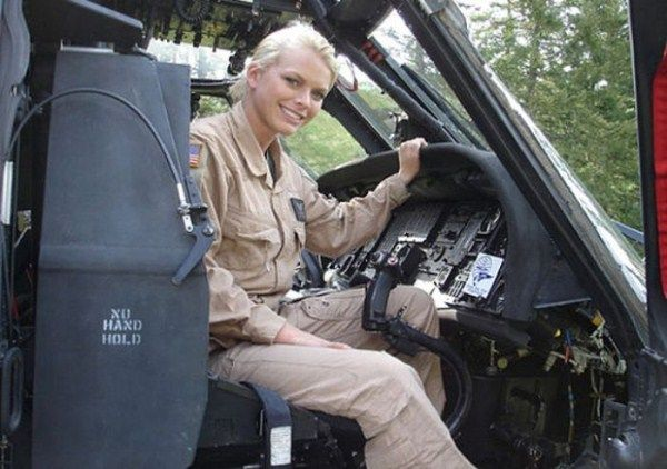 The Most Beautiful Female Army Soldiers (20 photos)