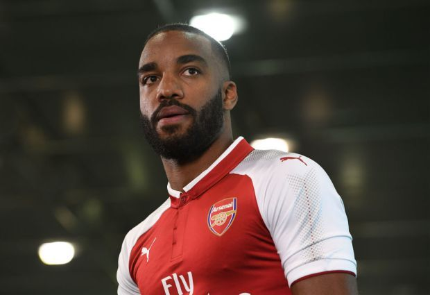 Alexandre Lacazette names the one thing Arsenal have over Chelsea and Manchester United