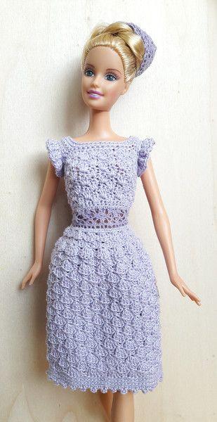 1611 best images about barbie doll crochet on pinterest. Black Bedroom Furniture Sets. Home Design Ideas