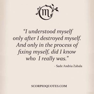 Scorpio Quotes #019: