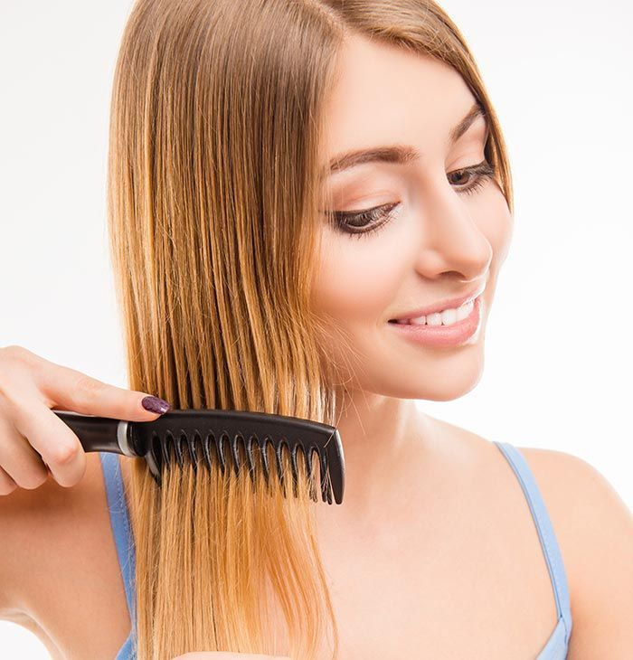 10 Smart Tricks To Avoid Washing Your Hair Daily Loose