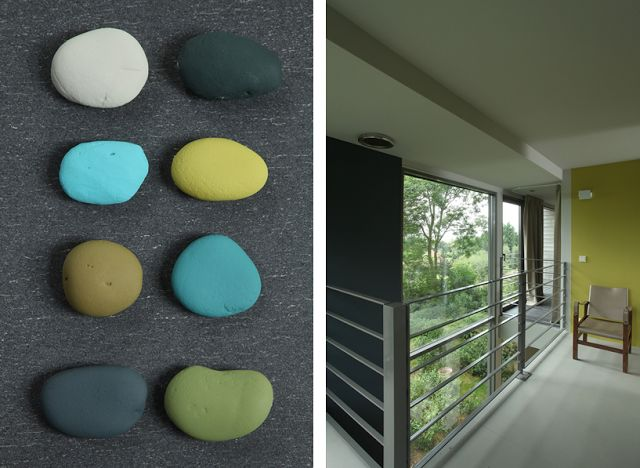 Ressource paints from France | Remodelista