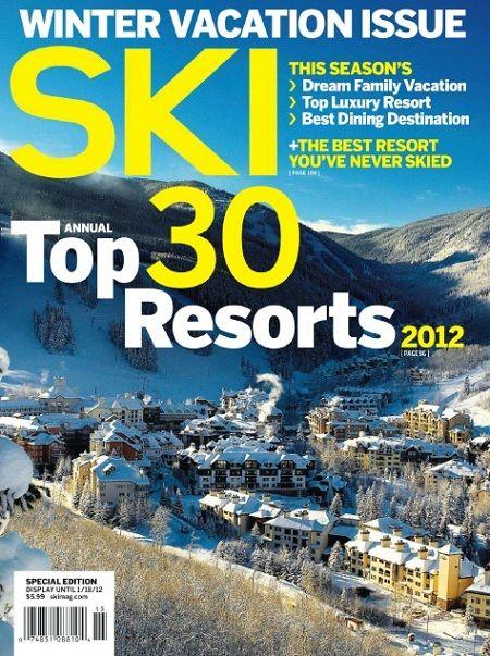 Ski Magazine USA - Resorts Guide 2012