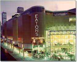 Toronto Eaton Center - Canada