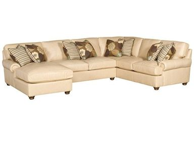 Sleeper Sofas Shop for King Hickory Henson Leather Sectional and other Living Room Sectionals at Hampton House Furniture in Washington MI