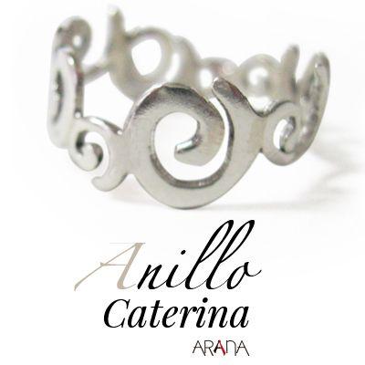 Anillo Caterina