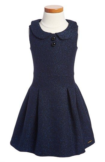 LITTLE MARC JACOBS Sleeveless Dress (Little Girls & Big Girls) available at #Nordstrom