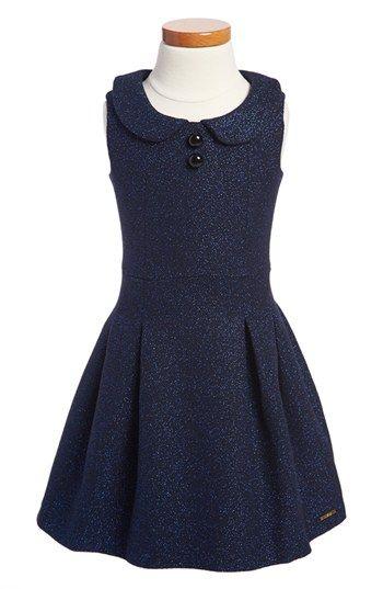 LITTLE MARC JACOBS Sleeveless Dress (Toddler Girls, Little Girls & Big Girls) available at #Nordstrom