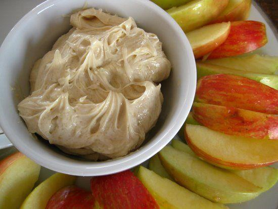 """Caramel"" Cream Cheese Dip | Food | Pinterest"