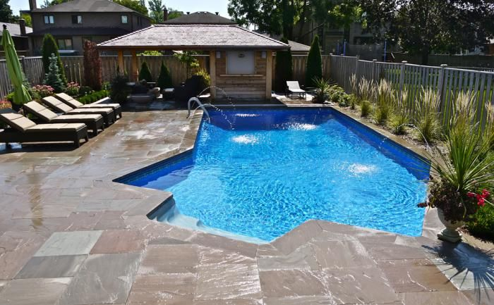 Backyard Swimming Spot : Swimming pools backyard, Pool backyard and Backyards on Pinterest