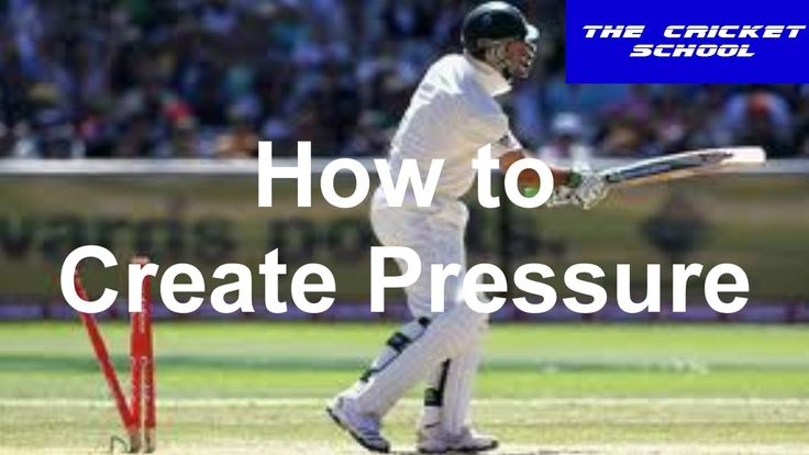 HD Cricket Bowling Tips & Lessons on How To Bowl To Create Pressure in Matches