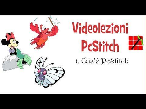 1  Cos'è PcStitch (Videolezioni PcStitch)