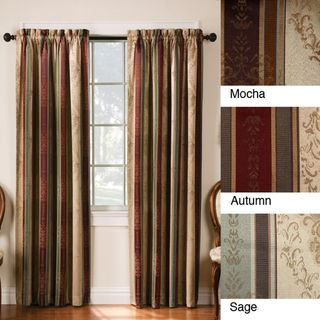 @Overstock.com   Thermal Backed Tuscan Blackout Curtain Panel   2pc Set    Reduce
