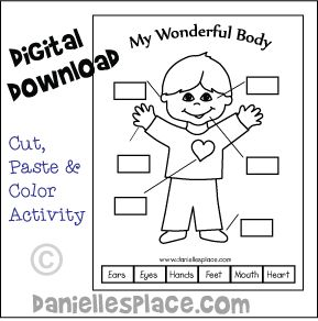 Pin on Educational Crafts for Kids