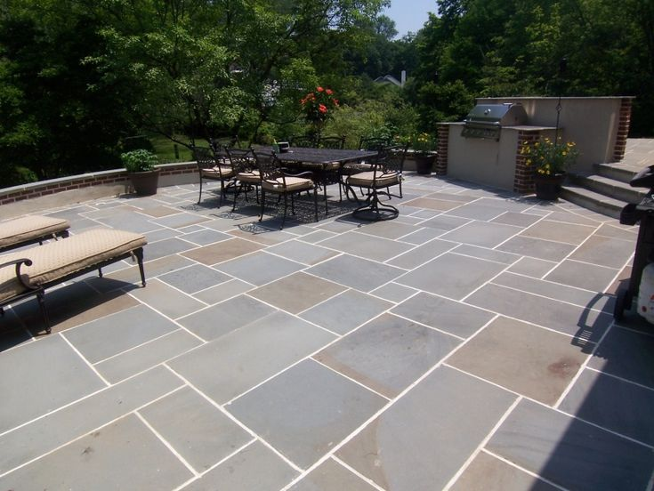 How To Lay A Bluestone Patio Amazing 2016 | STANDUP MAGAZINE.COM