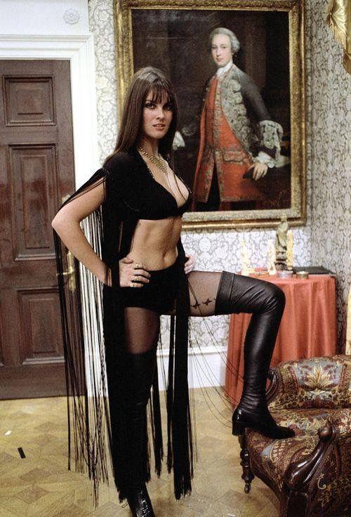 Caroline Munro-Dracula AD 1972