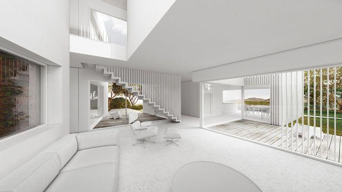 Rodinný dům, Černošice - EA Architekti