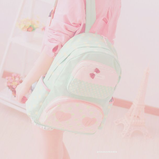 princesskealie:    ☁︎ Sweet Pastel Backpack| Discount Code: princessPlease do not remove caption.