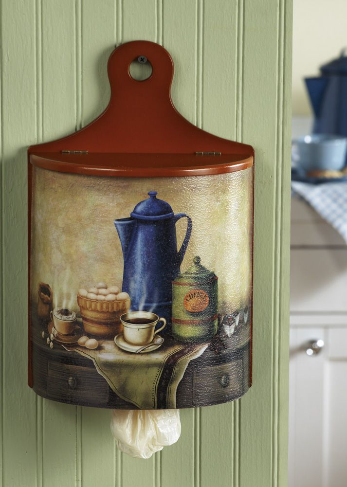 Perfect For My Coffee Themed Kitchen To Store All Those Re