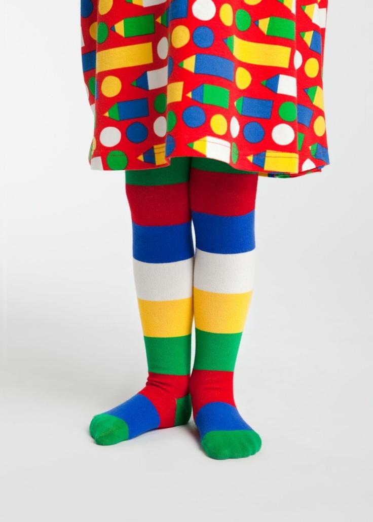 Palkki tights | Assorted | Marimekko